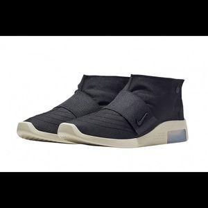 Nike Air fear of God Moc black sneakers